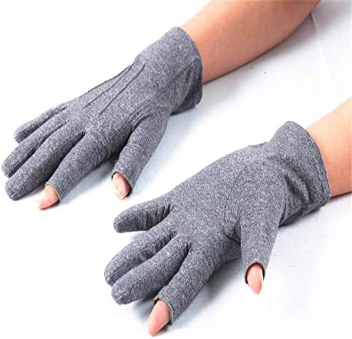 BAJIMI UVカット手袋 手触りが良い ファッションUV保護ユニセックスミットスリップ耐性汗吸収性通気性ドライビンググローブ 夏 ハンド ケア レディース/メンズ (Color : Black, Size : M)