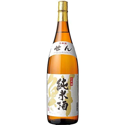 北関酒造 北関 鮮 純米酒 瓶 1800ml [栃木県/中辛口]