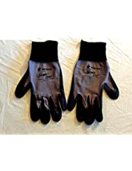 Memphis Ninja BNF Nitrile Foam Work Gloves - One Single Pair Part # N96797L Size Large - Uncirculated Factory Sealed