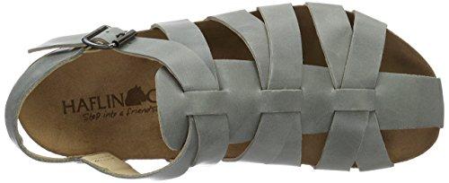 Haflinger Petra - Mules Mujer Grau (steingrau)