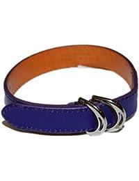 Polo Purple Label Collection Equestrian Leather Bracelet...
