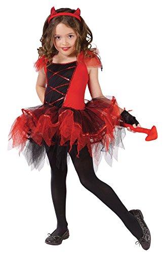 Devilina Costume - Large (Devil Dress Up)