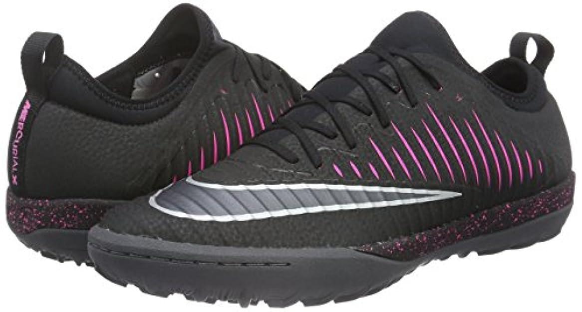 sale retailer 6e127 de24e ... coupon code for tf pink black shoe 10 nike mercurialx sz finale soccer  5 blast turf