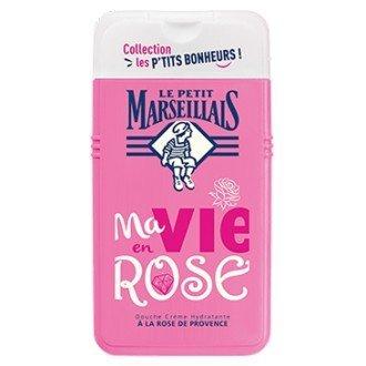 (Le Petit Marseillais Ma Vie En Rose - Provence Rose Body Wash 250 ml)