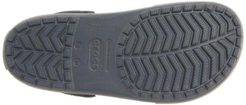 Crocs Crocband II, Sabots mixte adulte Charcoal/Light Grey