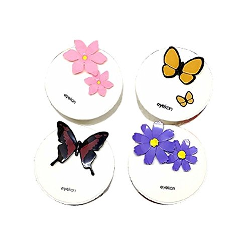 well-design-white-cartoon-pattern-contact-lenses-holder-random-color