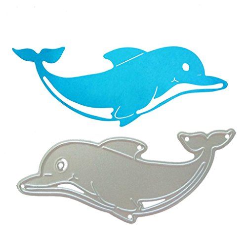 Metal Animal Cutting Dies Scrapbooking Embossing DIY Crafts Party Favor (B)