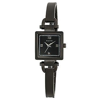 Pilgrim Damen-Armbanduhr Analog Quarz verschiedene Materialien 701513001