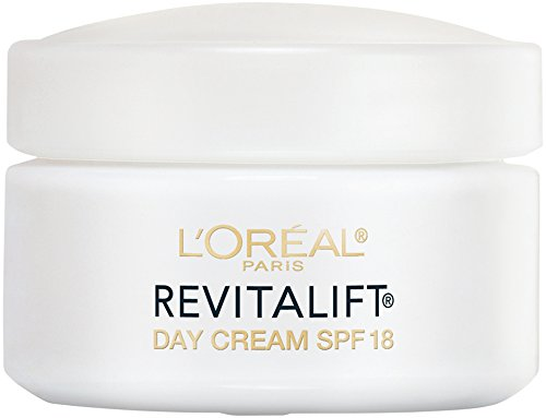 L'Oreal Paris Revitalift Anti-Wrinkle + Firming Day Cream SPF 18 Sunscreen, 1.7 oz. by L'Oreal Paris