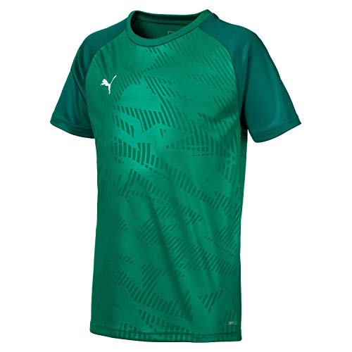 Calcio J vert Bambino Cup Training Core Vert Sapin Puma Maglia waSOxq