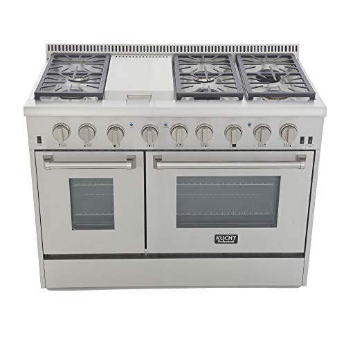 Gas 48in Freestanding Range - 5