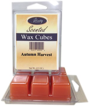 Autumn Harvest - Scented Wax Cube Melts   B00AFNWSSY