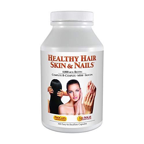 Andrew Lessman Healthy Hair, Skin & Nails, 360 Capsules