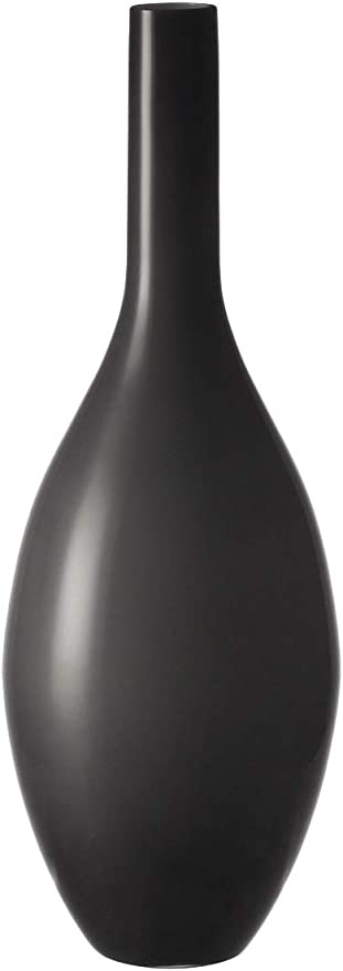 Leonardo Vase Beauty Grau 39cm