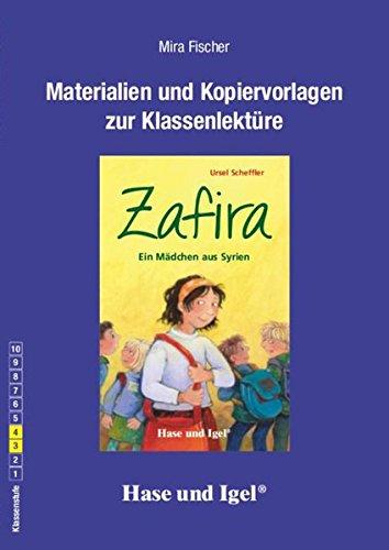 Begleitmaterial: Zafira - Ein Mädchen aus Syrien