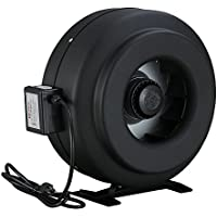 12 Inch Hydroponics Exhaust Fan Inline Cooling Duct Fan