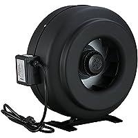 12 Inline Fan Hydroponics Exhaust Cooling Duct Fan New
