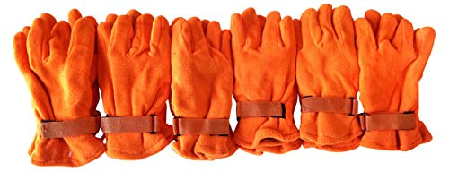 Yacht Smith Value Pack Of Unisex Warm Winter Fleece Gloves Many Colors Mens One Size