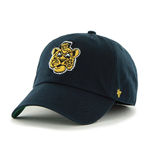 Hat Lsu Tigers Gear ('47 NCAA Lsu Tigers Franchise Fitted Hat, Navy 2, X-Large)