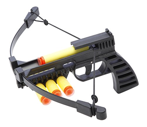 NXT GENERATION Boys Crossbow Pistol, Black (Toy Crossbow)