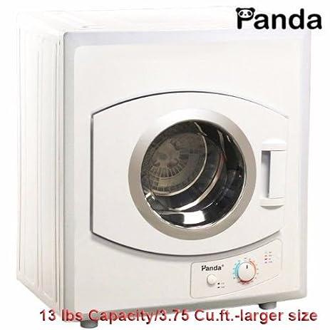 Amazon.com: Panda 2.65 cu.ft Compact Laundry Dryer, White: Appliances