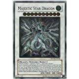 Yu Gi Oh Stardust Overdrive - Majestic Star Dragon Ultimate Rare Single Card