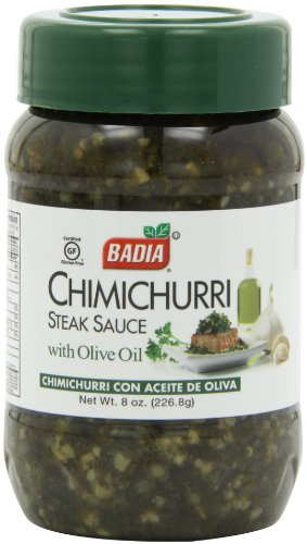 Badia Spice Chimichurri, 8-Ounce (Pack of 6) by Badia