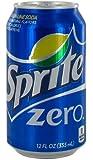 Diet Sprite Zero - 24/12 oz. cans