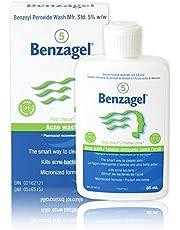 Benzagel 5%Bp Wash, 85 Milliliters
