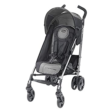 Chicco Liteway Plus 2-in-1 Car Seat Convertible Stroller, Legend (CHI-807931718)
