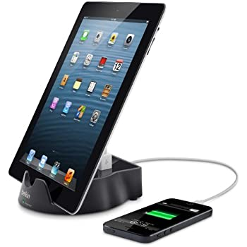 Amazon Com Belkin Surgeplus Surge Protector And Stand For