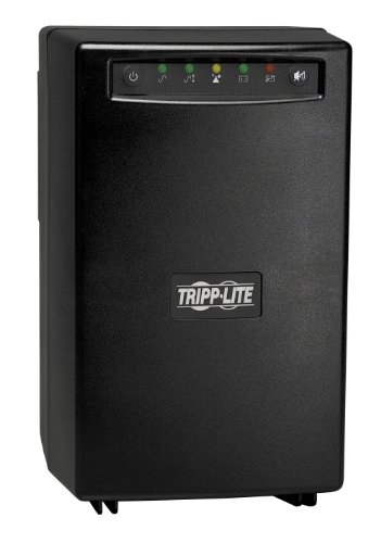 Tripp Lite OMNI1000ISO 1000VA 700W UPS Battery Back Up Tower Isolation Transformer 120V, 6 Outlets