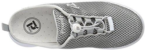Propet Frauen TravelFit Slide Walking Schuh Silber schwarz
