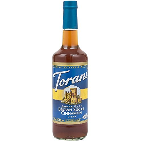 Torani® Brown Sugar Cinnamon Syrup Sugar Free