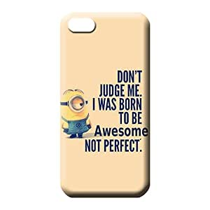iphone 6 Hot phone covers High Grade Cases Brand minion born to be awesome