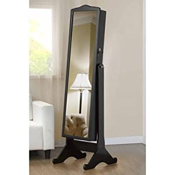 Superieur Full Length Mirror With Jewelry Storage