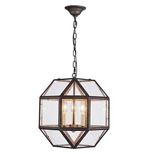ANJIADENGSHI Lantern Pendant Light