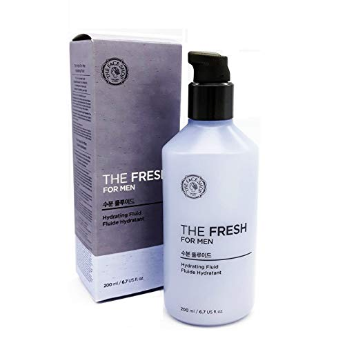 The Face Shop The Fresh For Men 2 in 1 Hydrating FLUID 200ml for All Skin Type Toner & Lotion in One