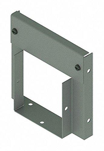 Wireway Reducer - 14 Gauge Steel Wireway Reducer for Hoffman F66 Series Wireways