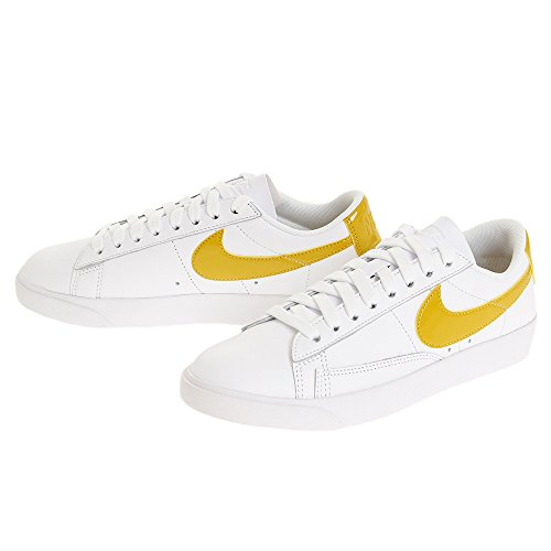 W Femme 108 Le Blazer White Low Mineral Multicolore NIKE Chaussures Fitness de Yellow dH0qd7A