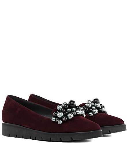 Rouge Femme Basses Kaiser Sneakers Peter TXwnx8YA