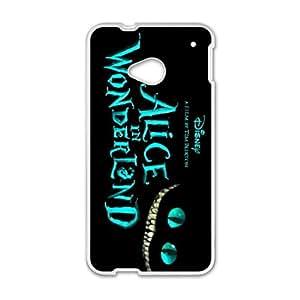 KORSE Alice In Wonderland Case Cover For HTC M7
