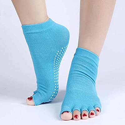 Singeek New women's socks toe socks toe five finger socks women yoga socks