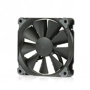 Phanteks Black Frame/Black Blades 120mm, Case & Radiator Fan-Retail Cooling PH-F120SP_BBK