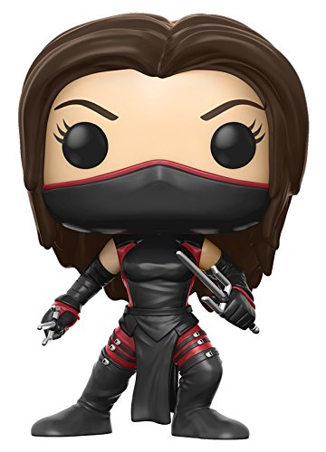 The Collector Marvel Costume (Funko POP Marvel: Daredevil TV Elektra Toy Figures)