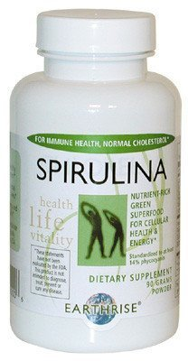 Earthrise Spirulina Powder 3.2 Oz