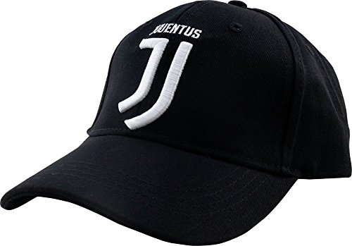 Cappello Juventus nuovo logo ufficiale rap nero