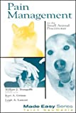 img - for Pain Management for the Small Animal Practitioner (Made Easy Series) by William J. Tranquilli (2000-05-11) book / textbook / text book