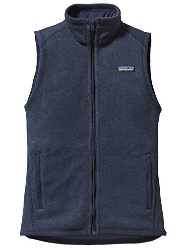 Patagonia better Sweater para mujer chaleco de forro polar Classic Navy