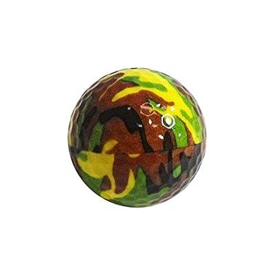 Golf Balls, Nitro Novelty Camo, 3 Pack